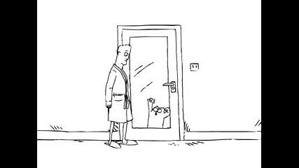 Пусни ме вътре(анимация)