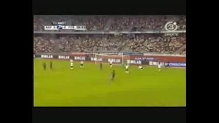 Giovani Dos Santos Of Tottenham Hotspur
