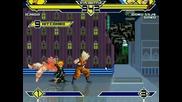 Ichigo vs Goku