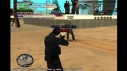 Gta San Andreas Multiplayer Stunts + Kills
