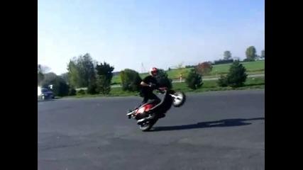 scooter stunt I