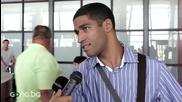Бразилски бек на Цска на летището: Цска вече е всичко за мен