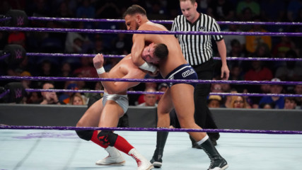 Дрю Гулак срещу Дани Гарсия : WWE 17.07.2018