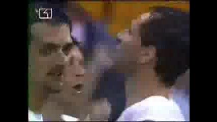 България - Италия - Евро 2004
