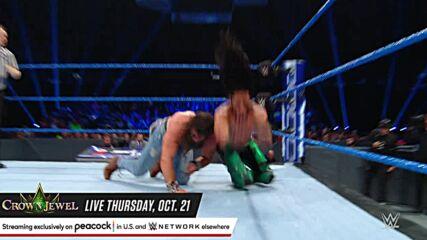 Mustafa Ali vs. Elias – King of the Ring Quarterfinal Match: SmackDown, Sept. 3, 2019 (Full Match)