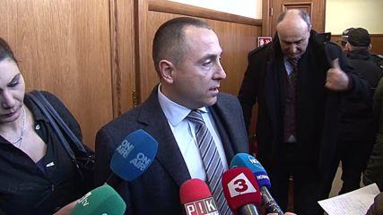 Стайко Стайков не се яви в съда, в болница е