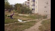 Луда Counter Strike Пародия във Ромъния