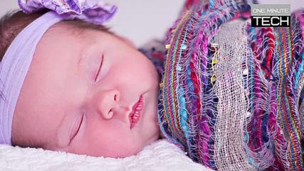 Топ приложенията, с които бебето ви ще заспи по-лесно