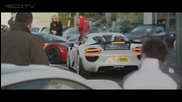 Collection Day - Laferrari + 918 Spyder + P1 - The Holy Trinity of Hypercars