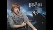 Dan, Emma, Rupert - Interview