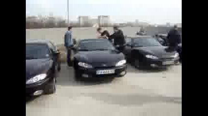 Хюндай Купе Клуб в Хасково