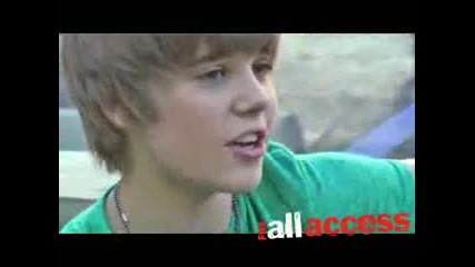 Justin Bieber - One Time [live]
