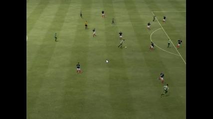 fifa 2012 funny goal