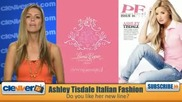 Ashley Tisdale Becomes New Face of Puerco Espin