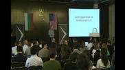Ценностите на Мания - Севдалин Спасов - StartUP@Blagoevgrad 2012