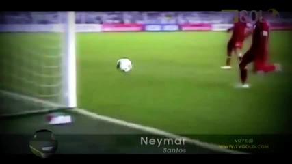 Най добрите голове през 2012