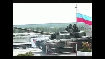 Където е руската армия там е победата!!!