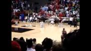 Баскетбол Забивка - James White