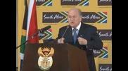 Президентът Джейкъб Зума: Южна Африка е повече от готова!