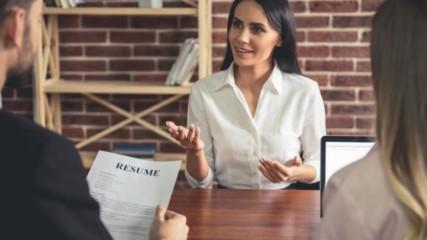 8-те най-често задавани въпроси на интервю за работа