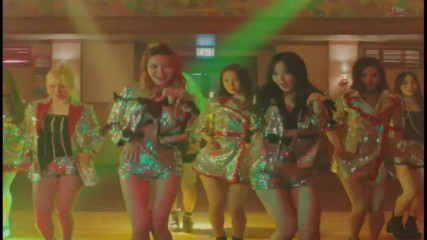 Girls' Generation ( Snsd ) - All Night ( Clean Version ) Music Video