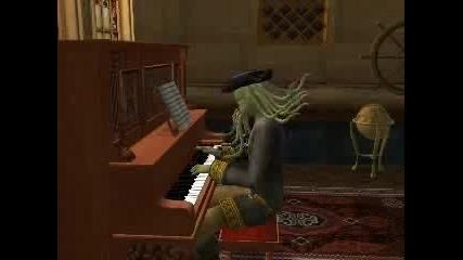 Sims 2 - Карибски Пирати 2 - Трейлър