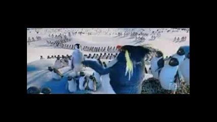 Пингвинът рапър