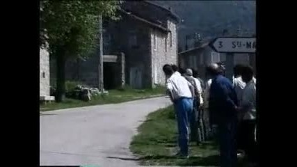 Рали чудовища - Група Б(1986) 4 част