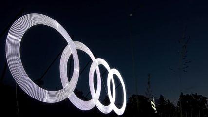 Фаровете на Audi SQ7 се появиха на Витоша