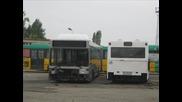Какво стана с автобусите в Стара Загора