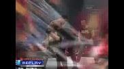 WWE Cyber Sunday - Батиста побеждава Гробаря!