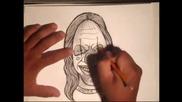 Dibujando a un Payaso Feo -scary Instrumental
