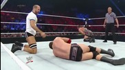 Rob Van Dam vs. Bad News Barrett - Wwe Main Event, June 3, 2014
