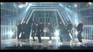 Musicbank Super Junior Acha + Mr Simple Goodbye Stage Live