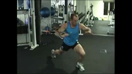 Истинска тренировка за бързина, сила и експлозивност