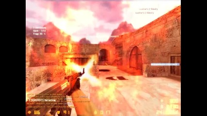 Luckers Clan Playing in Cs.sector.bg 19.11.2010