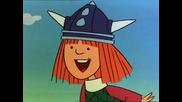 1/3 Вики викингът - Бг Аудио (1974) Vicky the Viking - cartoon