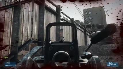 Battlefield 3 - Coop - Operation Exodus - Hard