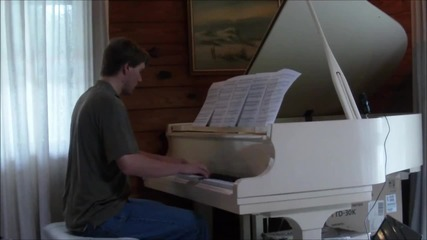 Piano cover! A Lifetime of Adventure ( Tuomas Holopainen single)[hd720]