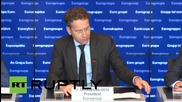 Luxembourg: Dijsselbloem urges Greek government to be clear on reforms