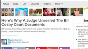 Here's Why A Judge Unsealed The Bill Cosby Court Documents