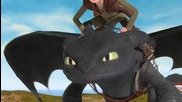 Бг Аудио Дракони S01 E03 Ездачите от Бърк - Животинска ферма # Dragons: Riders of Berk Animal House