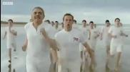 Mr Bean на откриването на олимпийските игри