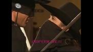 Зоро шпагата и розата - Есмету и Диего (хх) за слънчо :*