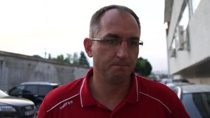 Арсич след Арис: Новите още не са сработени