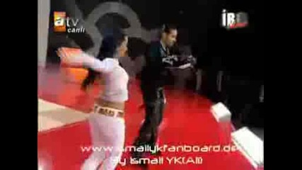 Ismail Yk - Ibo Show [yeni] Sekerim Benim [dans Show].avi