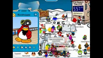 Club Penguin Funny Pictures 1