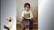 Paintings Music - William Adolphe Bouguereau Giovanni Marradi