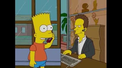 The Simpsons Семейство Симпсън сезон 20 епизод 2