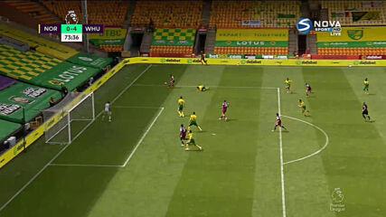 """Четвърти гол на Антонио окончателно разби """"канарчетата"""""""